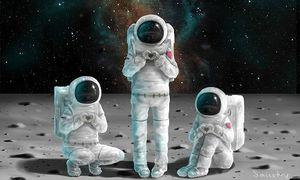 Nếu sống lâu trong vũ trụ, cơ thể sẽ biến đổi kinh hoàng thế này