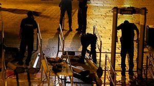 Israel tháo máy dò kim loại ở Jerusalem