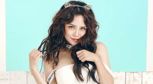Thái Trinh đổi phong cách gợi cảm khi tung bài hát mới