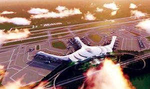 Sân bay Long Thành: 'Đội giá' vì muốn giống hoa sen?