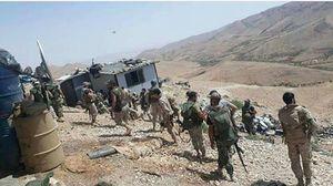 Xe tăng Syria xung trận cùng quân Lebanon, Hezbollah đánh dẹp phiến quân (chùm video)