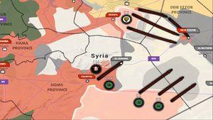 Syria dồn hàng vạn quân thiện chiến, tung chiến dịch tiêu diệt IS từ 3 hướng