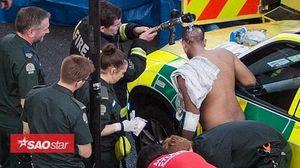 Lại có thêm một vụ tấn công bằng axit ở Anh khiến hai thanh niên bị bỏng nặng