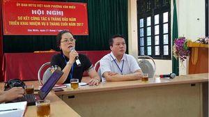 Điều chuyển một cán bộ phường Văn Miếu vì 'bị tố làm khó dân'