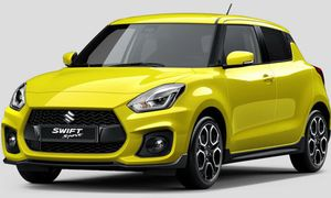 Suzuki Swift Sport - hatchback thể thao mới sắp ra mắt
