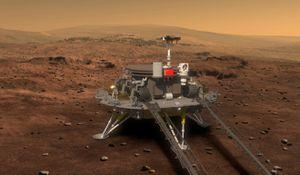 Trung Quốc sắp xây căn cứ mô phỏng Sao Hỏa