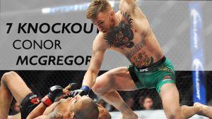 10 điều thú vị về Conor McGregor