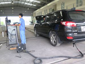 Ô tô 'đưa ra thị trường' áp dụng tiêu chuẩn khí thải thế nào?