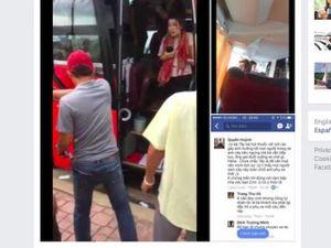 'Dậy sóng' clip 2 nữ khách Tây bị đuổi khỏi xe: Nhà xe nói gì?