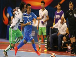 Thắng tưng bừng, Thái Sơn Nam vào top 4 CLB futsal châu Á