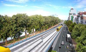 Hai tuyến metro của Hà Nội đang làm đến đâu?