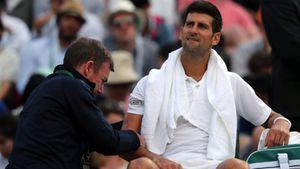 Sốc: Novak Djokovic nghỉ hết năm 2017 vì chấn thương