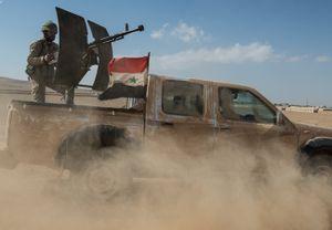 Quân đội Syria bảo vệ cẩn mật mỏ khí đốt, Í chùn bước