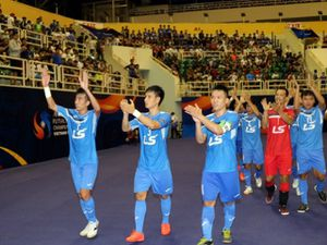 Thái Sơn Nam đá bán kết CLB futsal châu Á: Không tưởng 6 bàn thắng