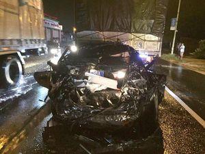 4 công an thương vong tại Bình Thuận: Hành trình gây tai nạn thảm khốc của xe tải