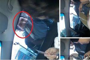 Lừa đảo dàn cảnh va quệt, nhảy lên ô tô bắt vạ tài xế: Thông tin bất ngờ về hung thủ