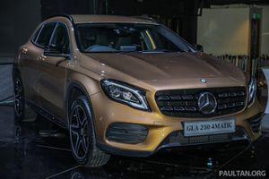 Mercedes GLA 2018 bán chính hãng tại Việt Nam, giá 1,3 tỷ đồng?