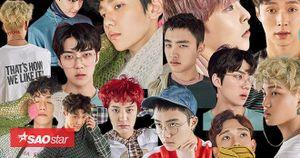 EXO - Những anh chàng 'lầy lội' trên loạt sân khấu chiến thắng của… 'hàng xóm'
