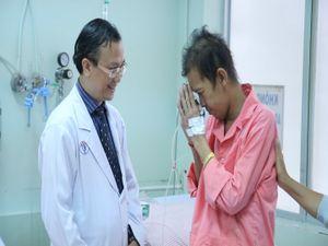 Cứu sống bệnh nhân người Campuchia