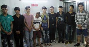 Nóng nhất Sài Gòn: Cảnh sát nổ súng bắt giang hồ tranh chấp nhà hàng ở Sài Gòn
