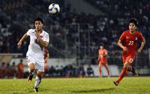 Bất ngờ với đội hình tiếp đón sao K.League của U22 Việt Nam