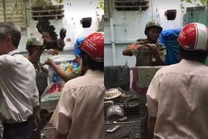 Chủ tịch phường lên tiếng vụ 'bẻ khóa' cổng, bắt 9 con gà đông tảo tiêu hủy