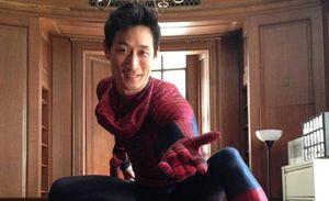 Cascadeur 'Spider-Man' khoe võ thuật trong phim Việt