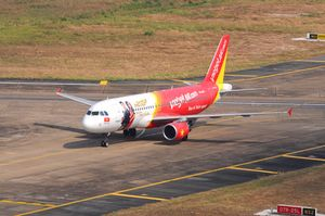 Đặt vé đi Chu Lai, hành khách Vietjet Air bị 'sớm chuyến' một ngày