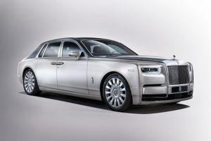 Mê mẩn bởi vẻ đẹp sang trọng của Rolls-Royce Phantom 2018