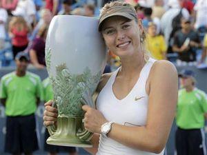 Sharapova nhận 'quà lớn' trước thềm US Open 2017