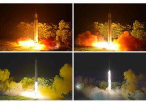 Triều Tiên phóng thử thành công ICBM, gửi lời cảnh cáo đến Mỹ