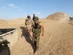 Quân đội Syria đánh bật IS tấn công tại Deir Ezzor
