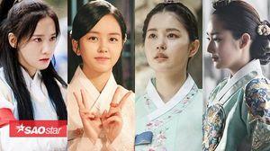 韓国ドラマ2017:現在のブーム時代劇の年