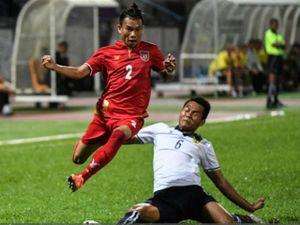 Video, kết quả bóng đá U22 Lào - U22 Myanmar: Phút xuất thần của 'Ronaldo Myanmar'