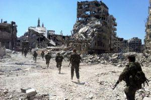 Quân đội Syria thọc sâu hậu phương IS ở Homs, từng bước bao vây và tiêu diệt