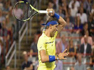 Nadal - Gasquet: Đôi công ngoạn mục, thành quả xứng đáng (Vòng 2 Cincinnati)
