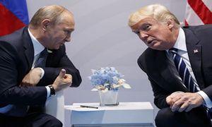 Tổng thống Nga Putin tài giỏi hơn ông Trump về đối ngoại
