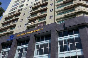 Chủ đầu tư Vinaconex 7 bị tố chiếm dụng 2 tầng hầm