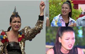 Khóc hết nước mắt ở tập 8, Chà Mi hoảng hốt gặp lại thử thách trên cao ở tập 9 Next Top Model