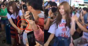 ONCEs Việt phẫn nộ vì thần tượng bị 'sàm sỡ', mang tiếng xấu là 'fan cuồng'