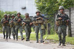 Hơn 500 tay súng IS bị quân đội Philippines tiêu diệt tại Marawi