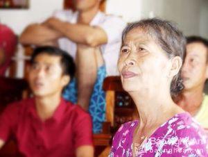 Mẹ Công Phượng hết ốm vì những bàn thắng của con trai