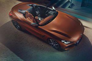 Những hình ảnh đầu tiên của tuyệt tác BMW Z4 thế hệ mới
