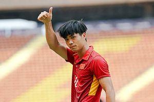 Công Phượng tỏa sáng giúp U.22 Việt Nam đánh bại U.22 Campuchia