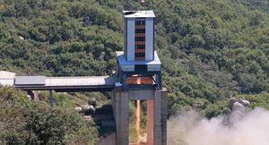 Ukraine điều tra cáo buộc bán động cơ tên lửa cho Triều Tiên