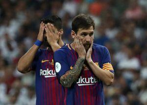 Messi, Suarez bất lực nhìn Real đăng quang siêu cúp Tây Ban Nha