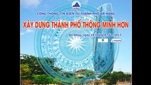 Đà Nẵng: Đối thoại trực tuyến 'Xây dựng thành phố thông minh hơn'