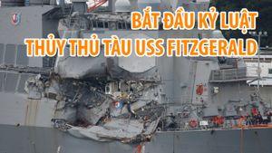 Hạm trưởng tàu chiến Mỹ mất chức vì vụ đâm tàu Philippines