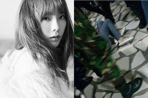 Taeyeon (SNSD) sợ hãi vì bị fan cuồng xô ngã, đụng chạm các vòng nhạy cảm