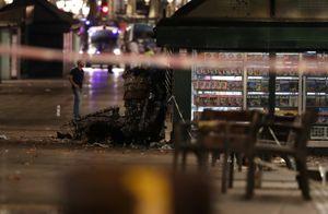 Nổ liên tiếp ở Catalonia sau vụ đâm xe tại Barcelona